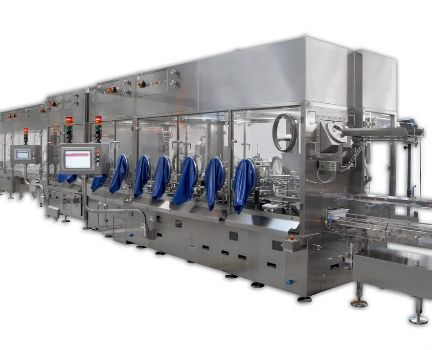 inova filling machine